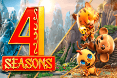 logo 4 seasons betsoft juegos casino