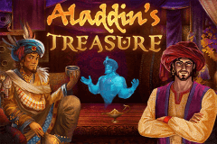 logo aladdin s treasure pragmatic juegos casino