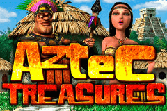 logo aztec treasures betsoft juegos casino