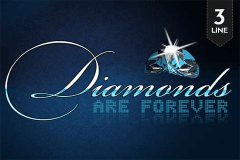 logo diamonds are forever pragmatic juegos casino