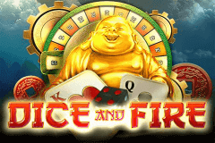logo dice and fire pragmatic juegos casino