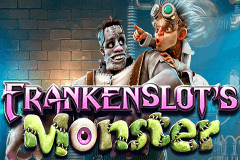 logo frankenslots monster betsoft juegos casino