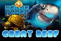 logo great reef pragmatic juegos casino