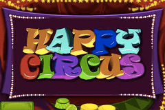 logo happy circus pragmatic juegos casino