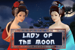 logo lady of the moon pragmatic juegos casino