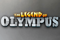 logo legend of olympus rabcat juegos casino