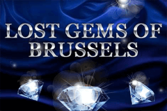 logo lost gems of brussels pragmatic juegos casino