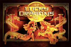 logo lucky dragons pragmatic juegos casino
