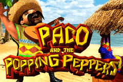 logo paco and the popping peppers betsoft juegos casino