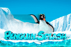 logo penguin splash rabcat juegos casino