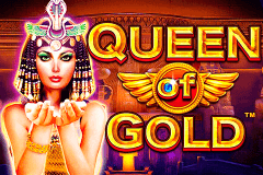 logo queen of gold pragmatic juegos casino