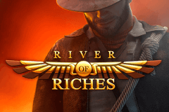 logo river of riches rabcat juegos casino