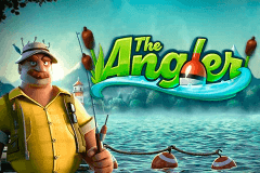 logo the angler betsoft juegos casino