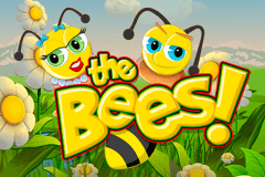 logo the bees betsoft juegos casino