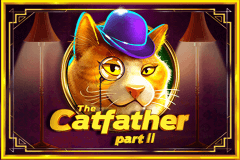 logo the catfather part ii pragmatic juegos casino