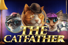 logo the catfather pragmatic juegos casino