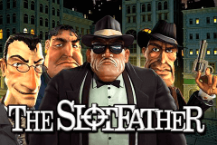 logo the slotsfather betsoft juegos casino