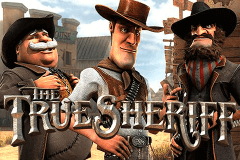 logo the true sheriff betsoft juegos casino