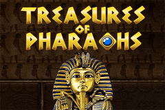 logo treasure of the pharaohs pragmatic juegos casino