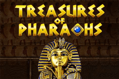 logo treasures of the pharaohs pragmatic juegos casino