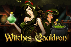 logo witches cauldron pragmatic juegos casino