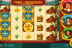 three musketeers red tiger tragamonedas gratis