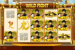 wild fight red tiger tragamonedas gratis