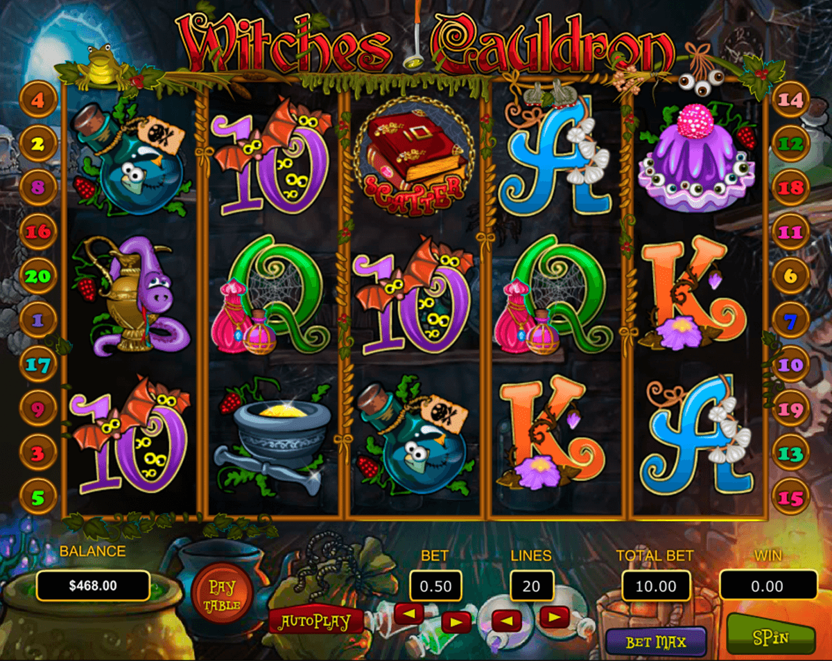 witches cauldron pragmatic tragamonedas gratis